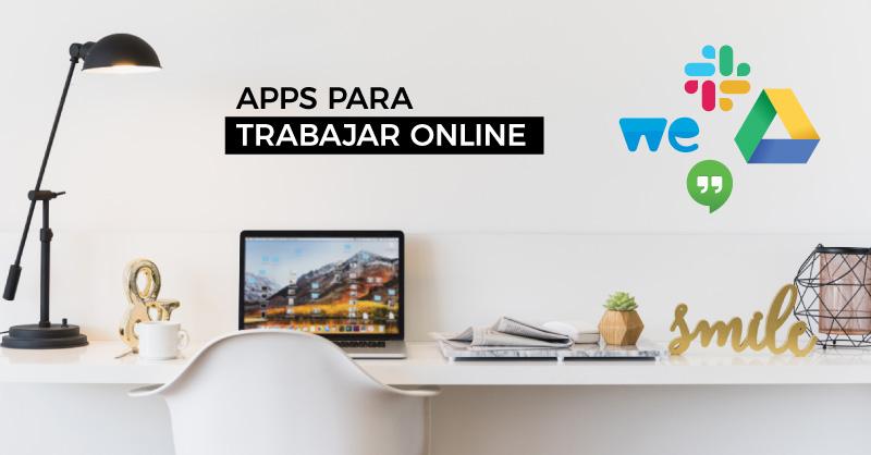 apps para trabajar online