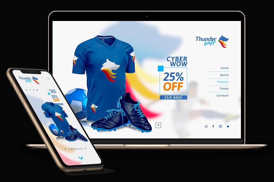 diseño web responsive para negocios