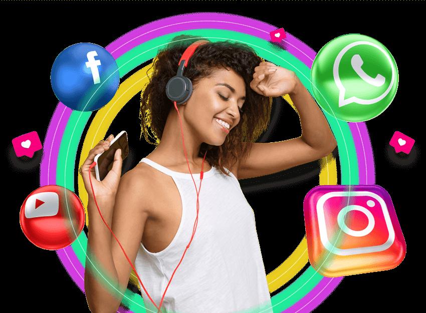 planes de social media - tony hall